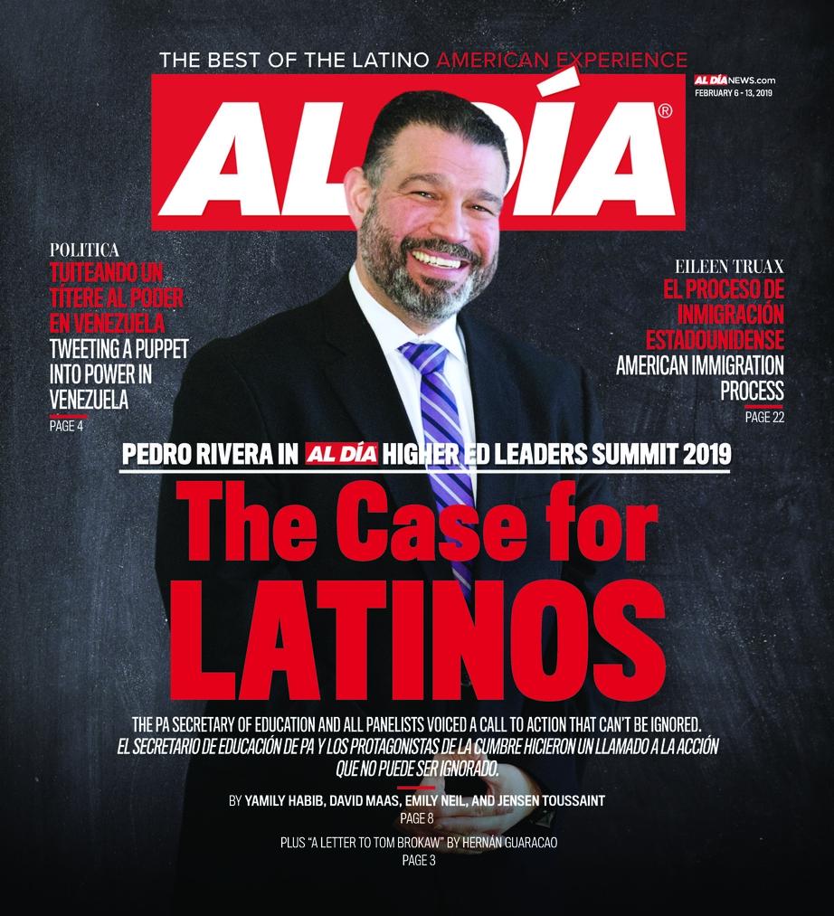 AL DIA News Print Edition February 06 - 13, 2018