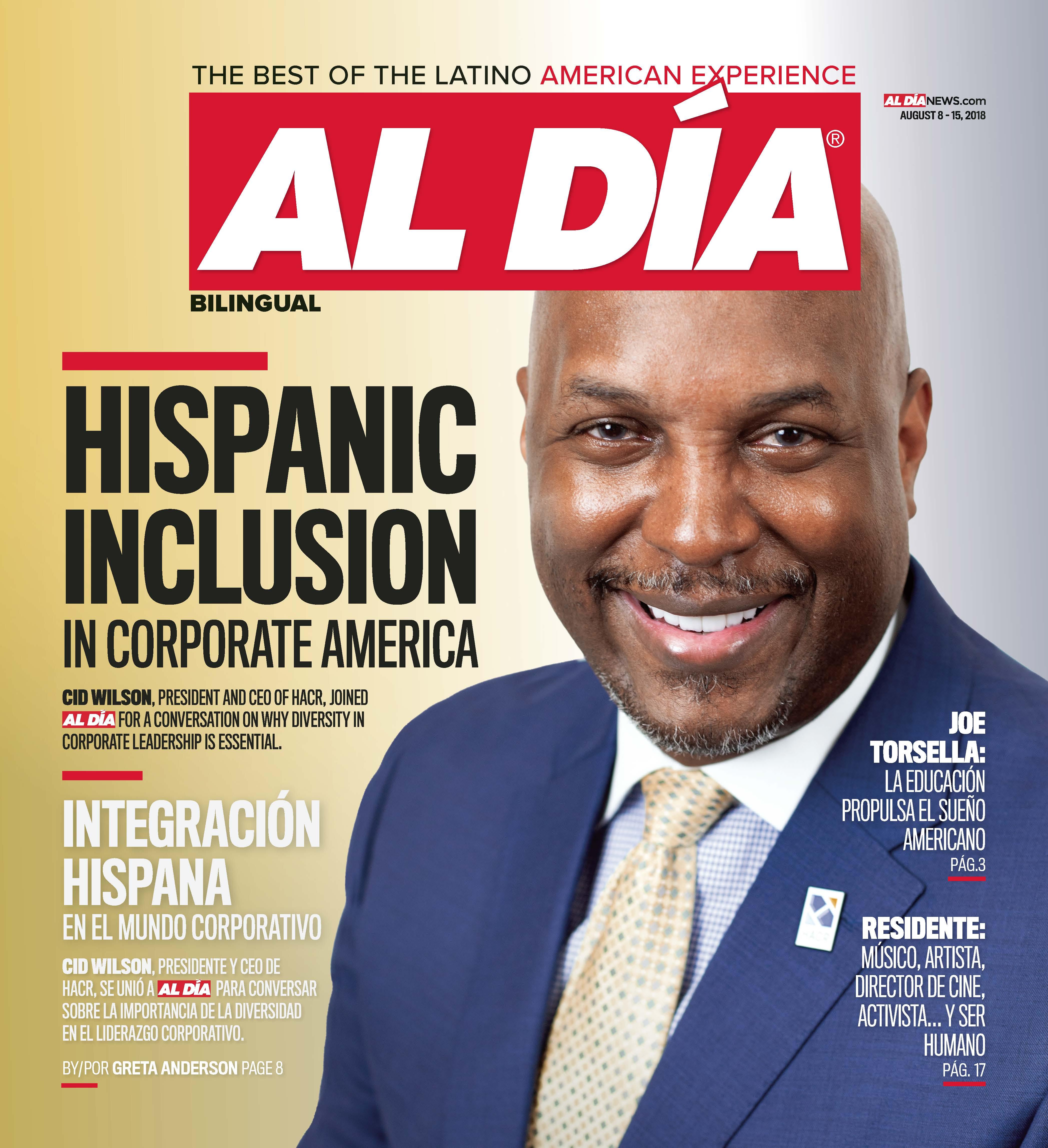 AL DIA News Print Edition August 08 - 15, 2018