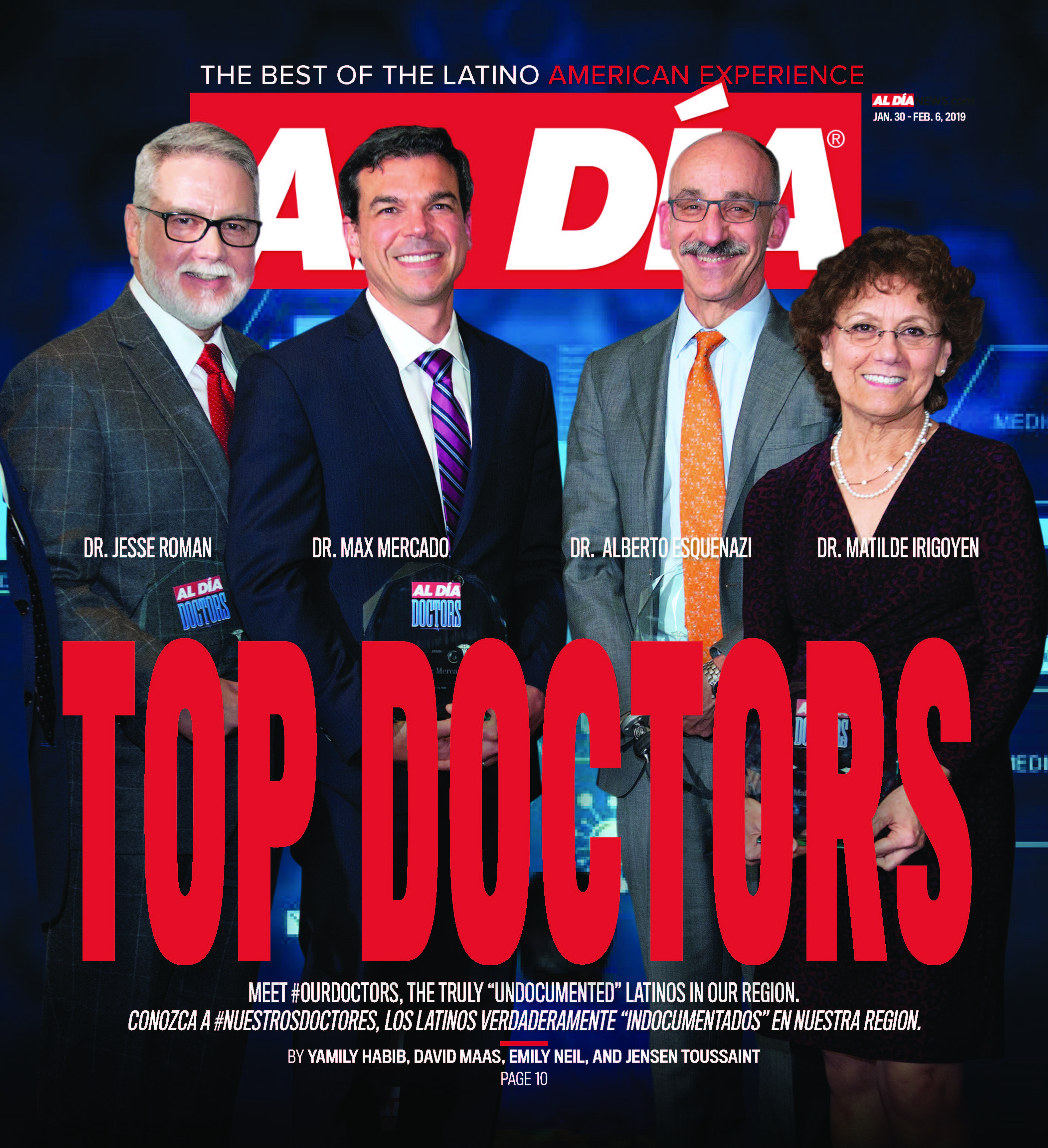 AL DIA News Print Edition January 30 - February 06, 2019