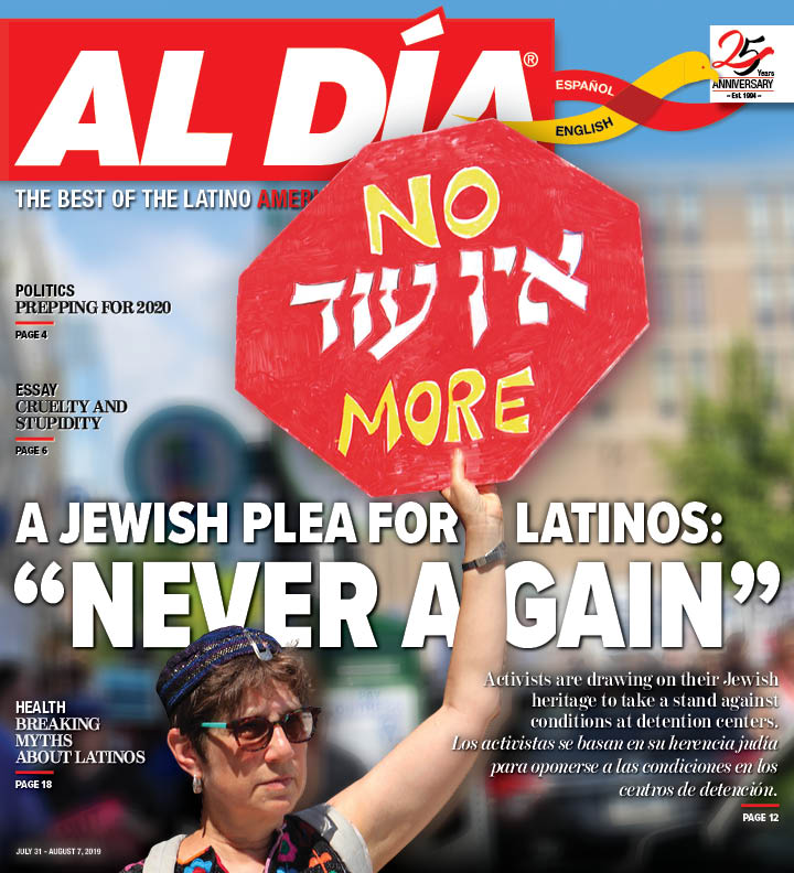 AL DIA News Print Edition July 31 - August 07, 2019
