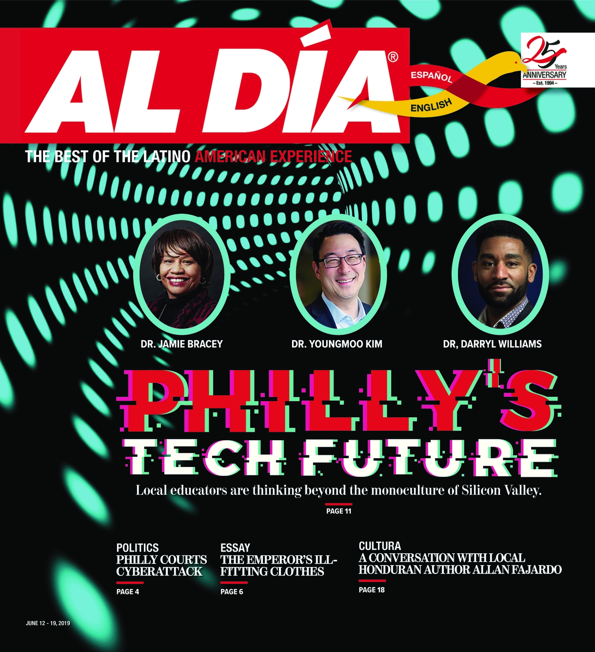 AL DIA News Print Edition June 12 - 19, 2019