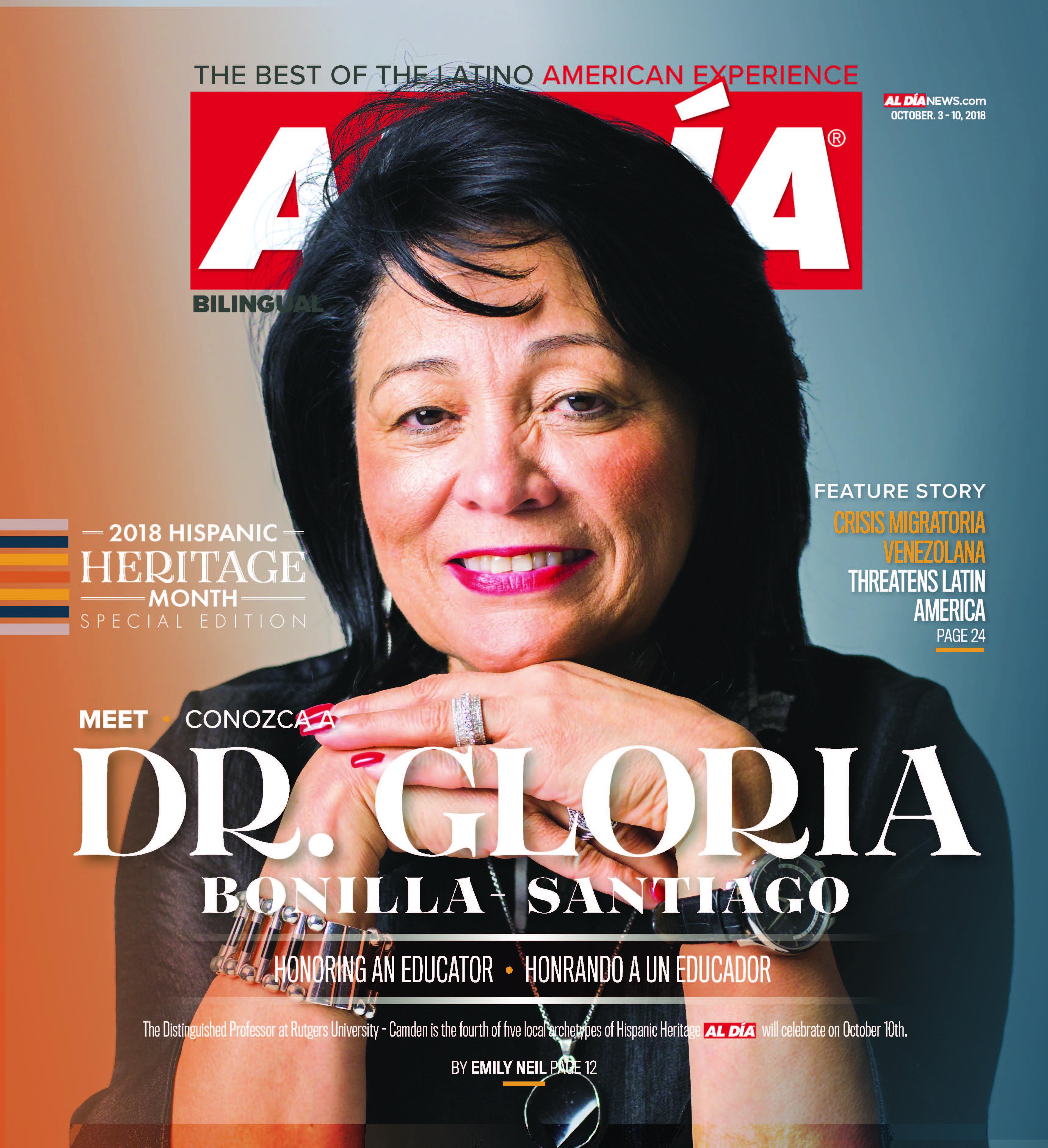AL DIA News Print Edition October 03 - 10, 2018