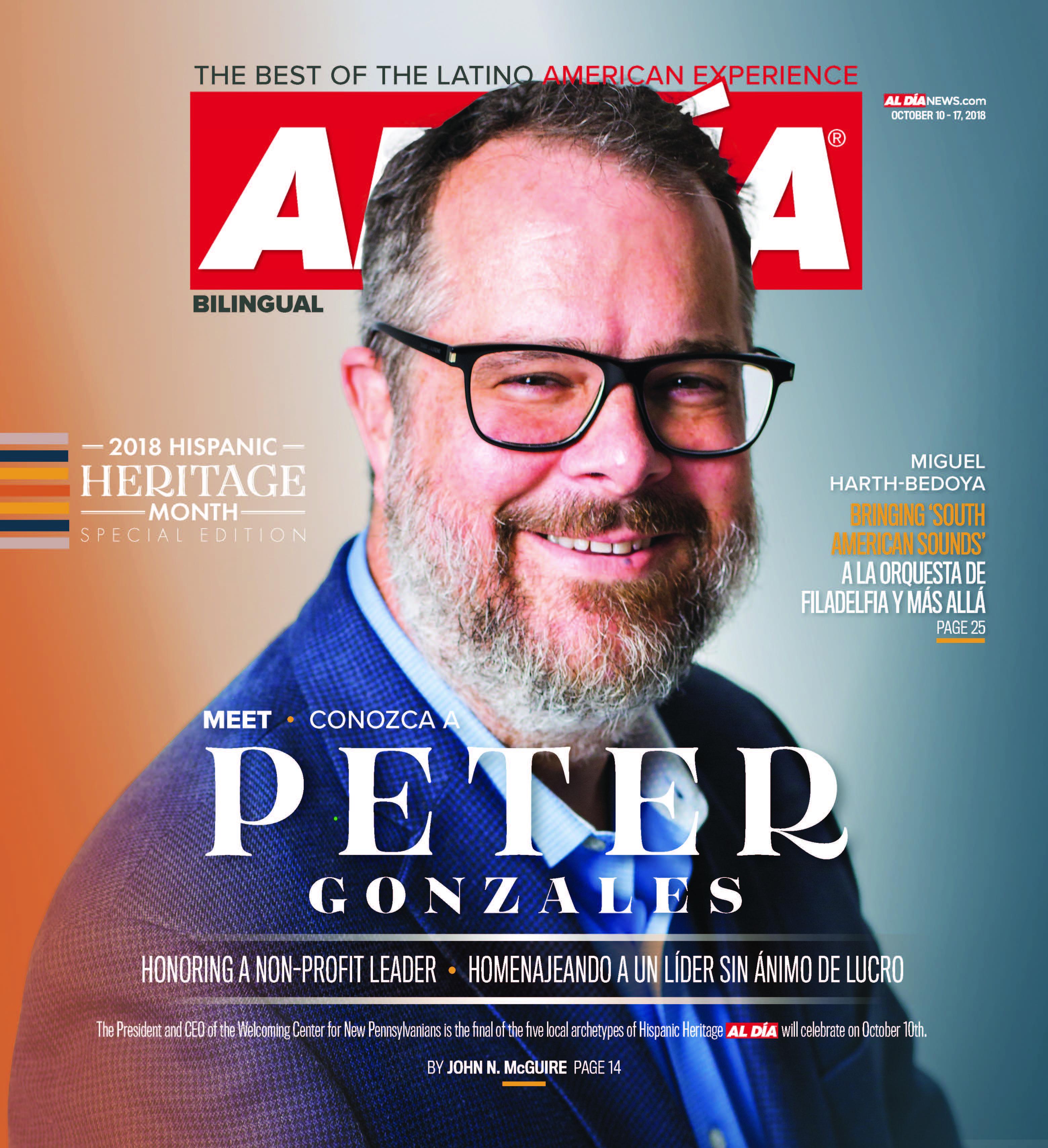 AL DIA News Print Edition October 10 - 17, 2018