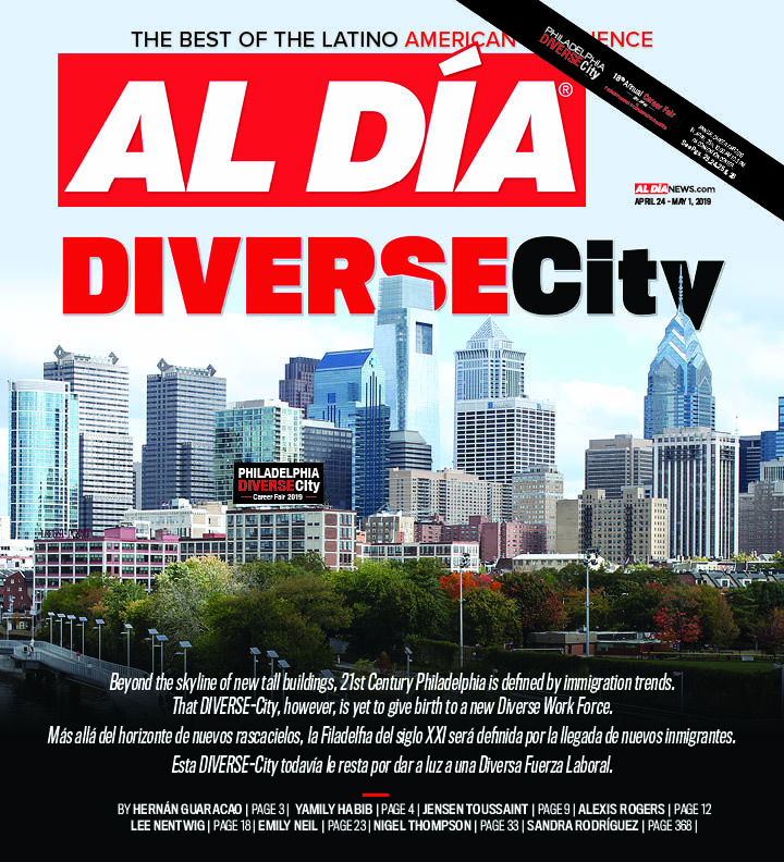 AL DIA News Print Edition April 24 - May 01, 2019
