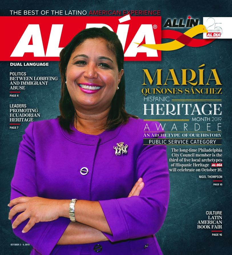 AL DIA News Print Edition October 02 - 09, 2019