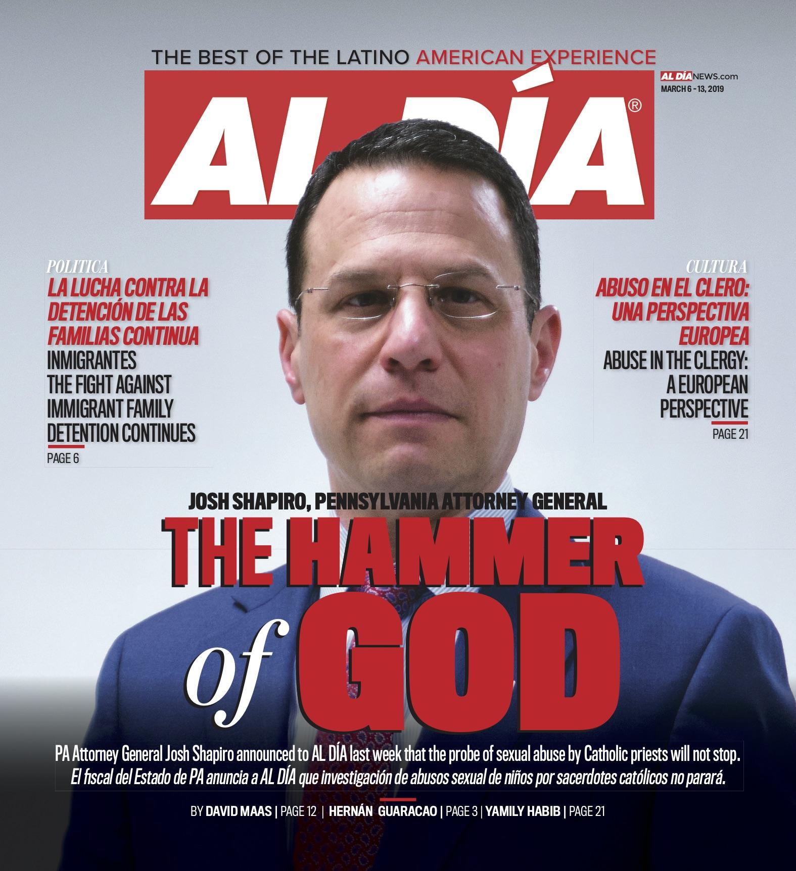AL DIA News Print Edition March 06 - 13 2019