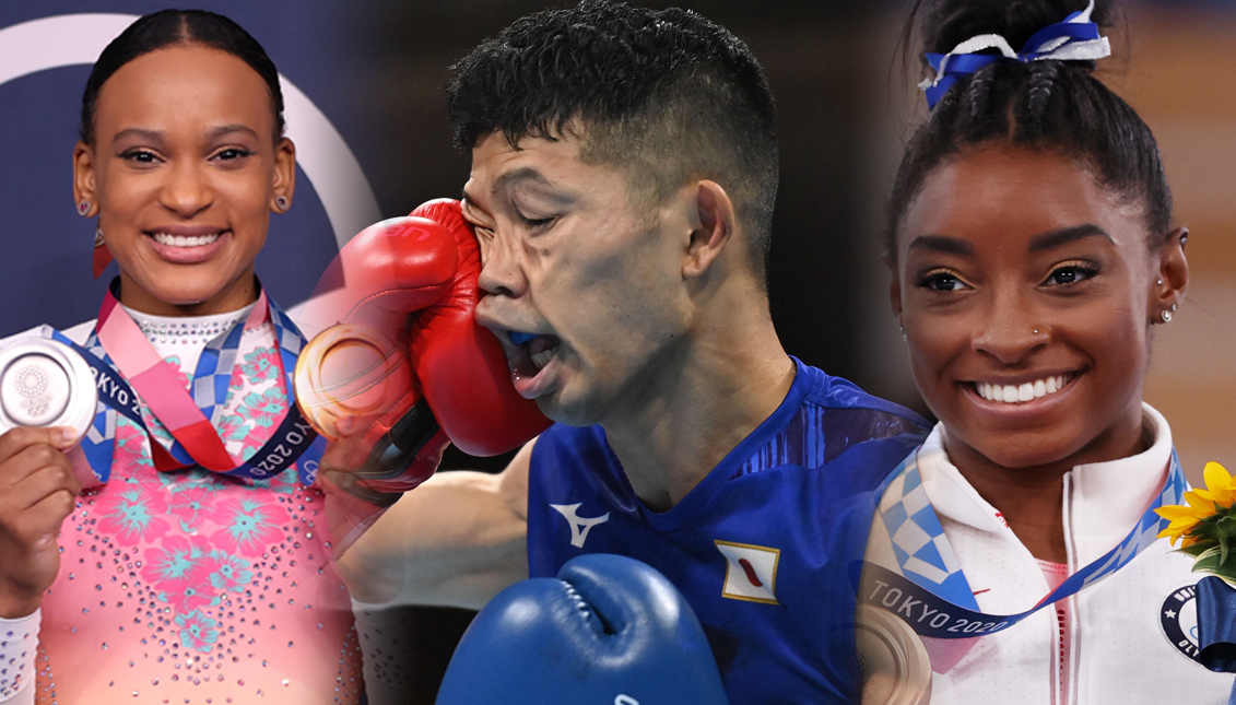 These atypical olympic games are finishing, they will have some moments for the history, and others we will prefer to forget. Getty Images