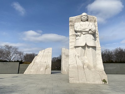 A rally is set to gather at the Martin Luther King Memorial in D.C. on Feb 10. Photo courtesy: CASA