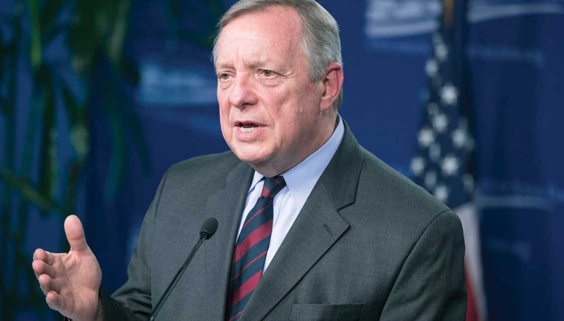 In 2001, Illinois Senator Richard Durbin presented to Congress an initiative - Development, Relief and Education for Alien Dreamers, or the DREAM Act. EFE