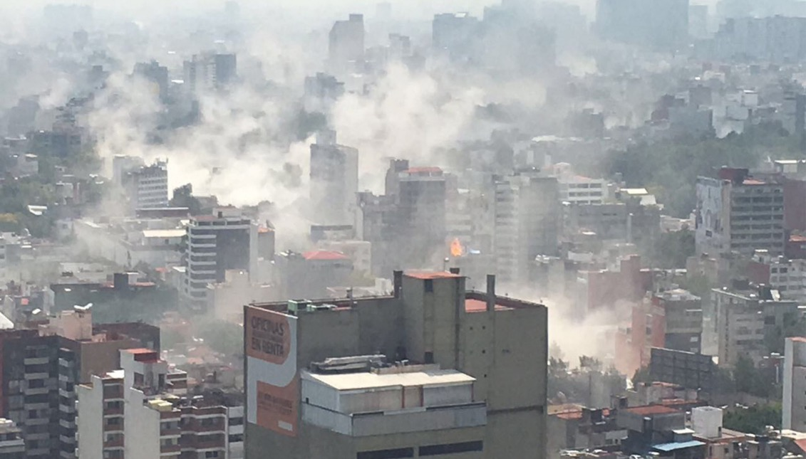 Ciudad de México. EFE.