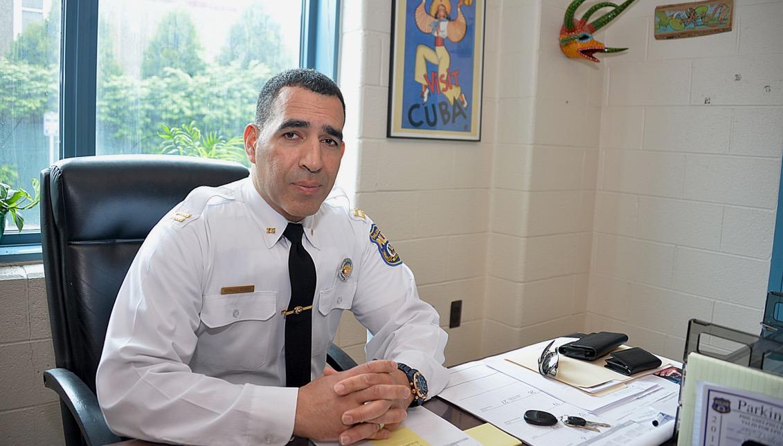 Captain Javier Rodriguez, Philadelphia 25th Police District