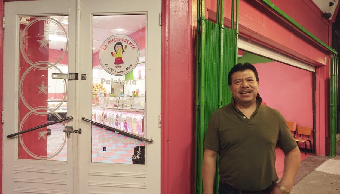 Gabriel Rojas, La Guerrerense. Foto: Edwin López Moya / AL DÍA News