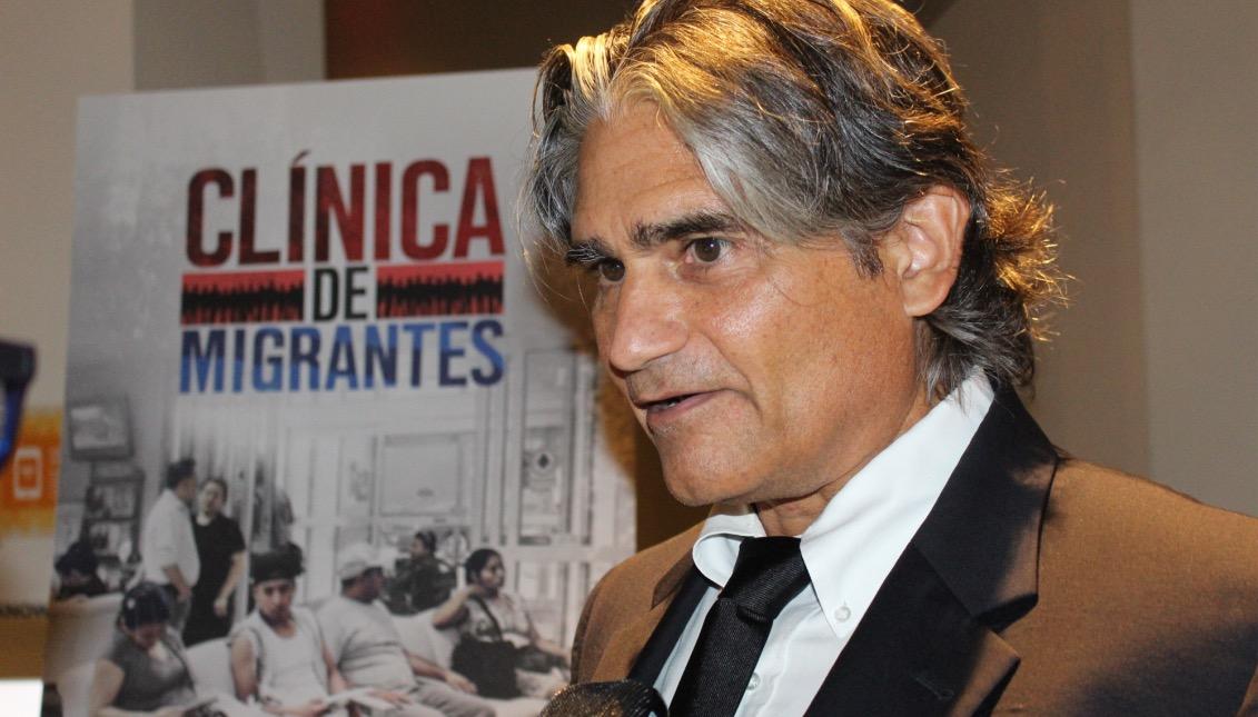 Steven Larson, director ejecutivo de Puentes de Salud. Foto: Yesid Vargas / AL DÍA News