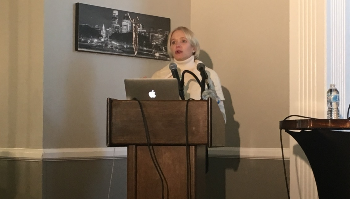 "Katherine Gehl, ex CEO de Gehl Foods y coautora del análisis ""Why Competition in the Politics Industry is Failing America\"""