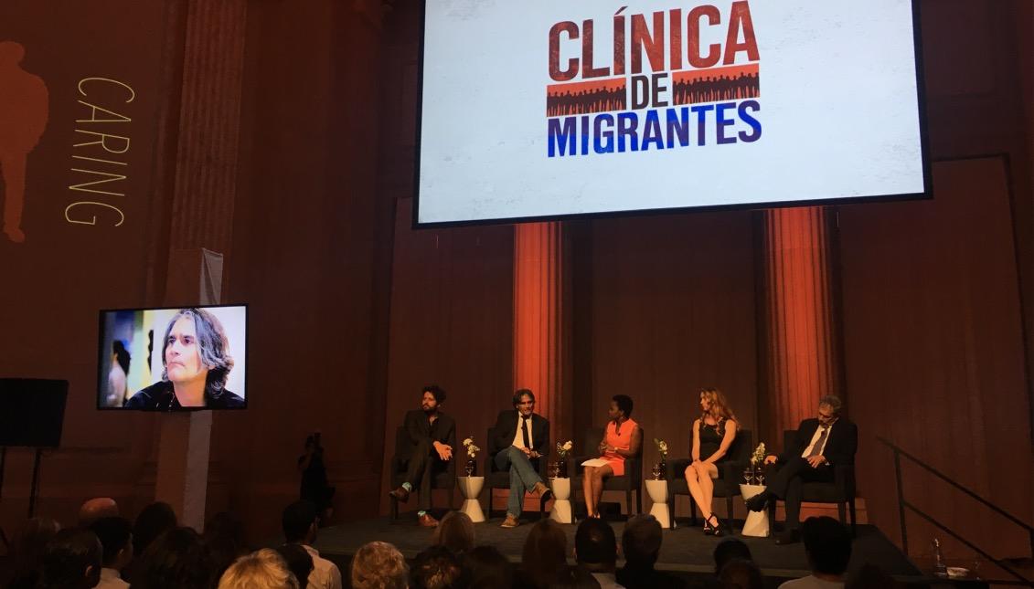 Clínica de Migrantes, Puentes de Salud. Foto: Yesid Vargas / AL DÍA News