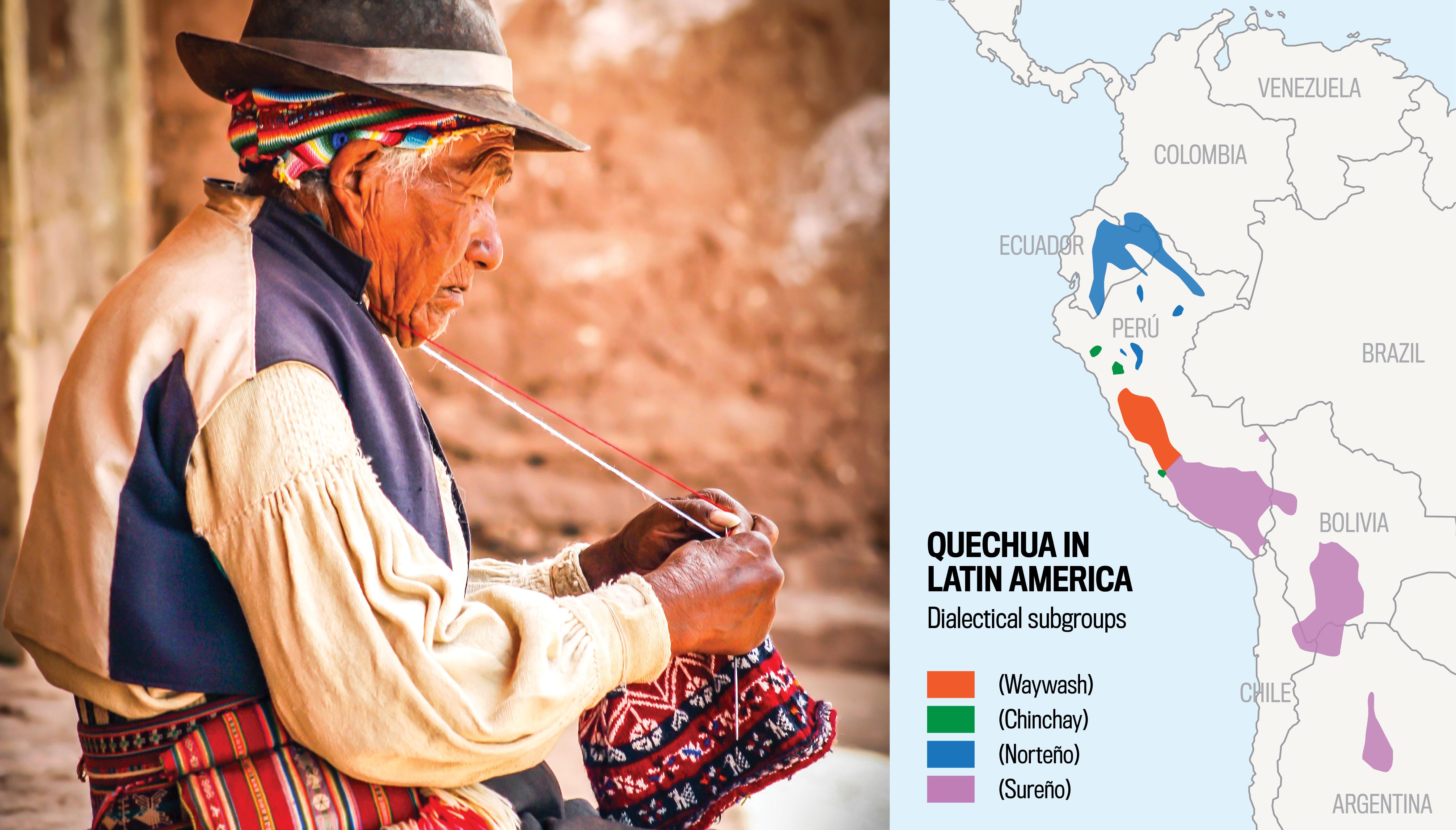 Teaching Quechua: Beyond the Classroom, Beyond Language   AL DÍA News