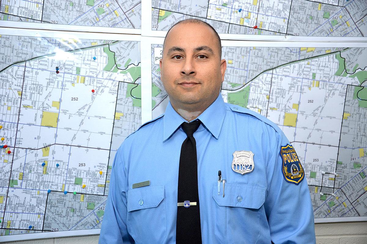 Officer Albert Cruz