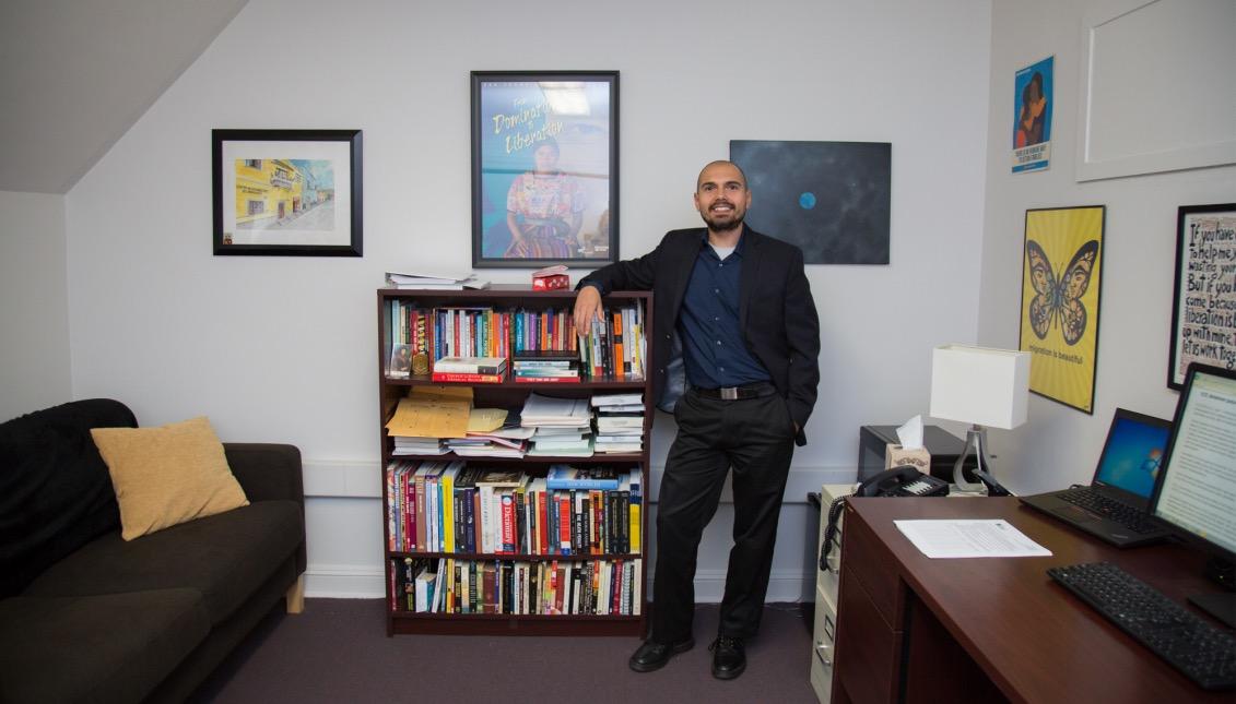 Abel Rodriguez, Center on Immigration, Cabrini University