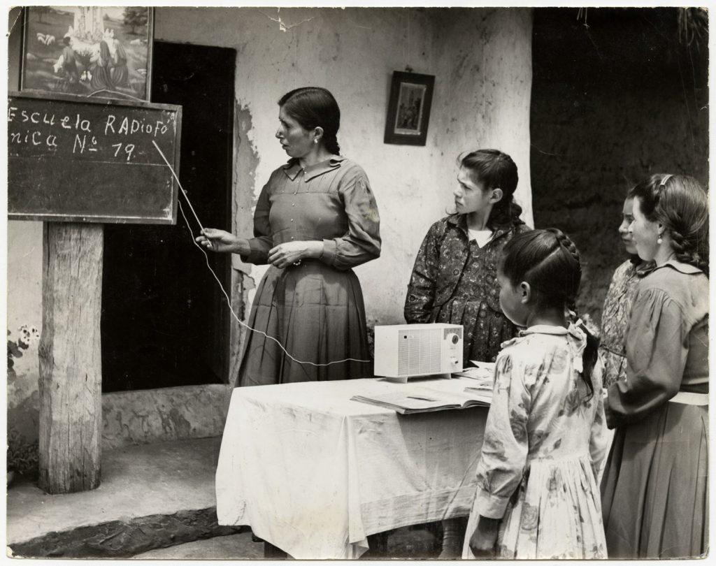 Foto: El Campesino https://www.elcampesino.co/la-radio-sutatenza-esta-en-el-primer-lugar-en-el-siglo-veinte/