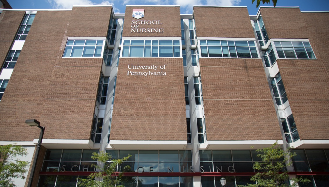 School of Nursing - University of Pennsylvania Photo: Samantha Laub / AL DÍA News