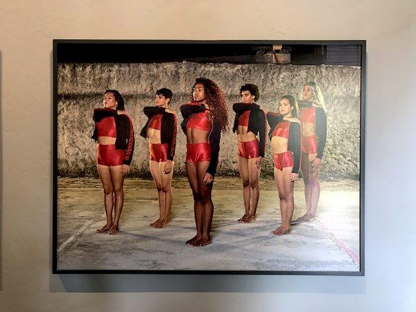 Bárbara Wagner & Benjamin de Burca, Swinguerra, 2019. Pabellón de Brasil. Bienal de Venecia.
