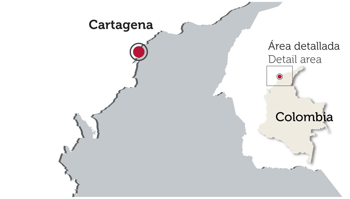 Strichmädchen Cartagena