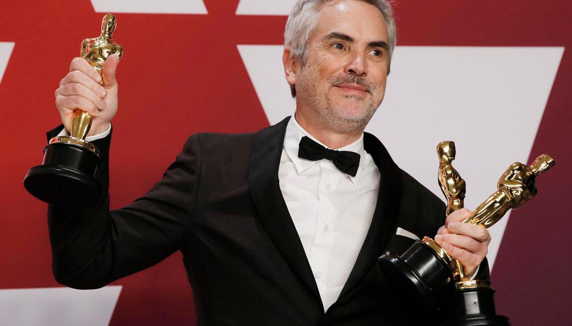 """""""Roma"""", de Alfonso Cuarón, es una de las películas extranjeras más nominadas de la historia. Vía Televisa."""