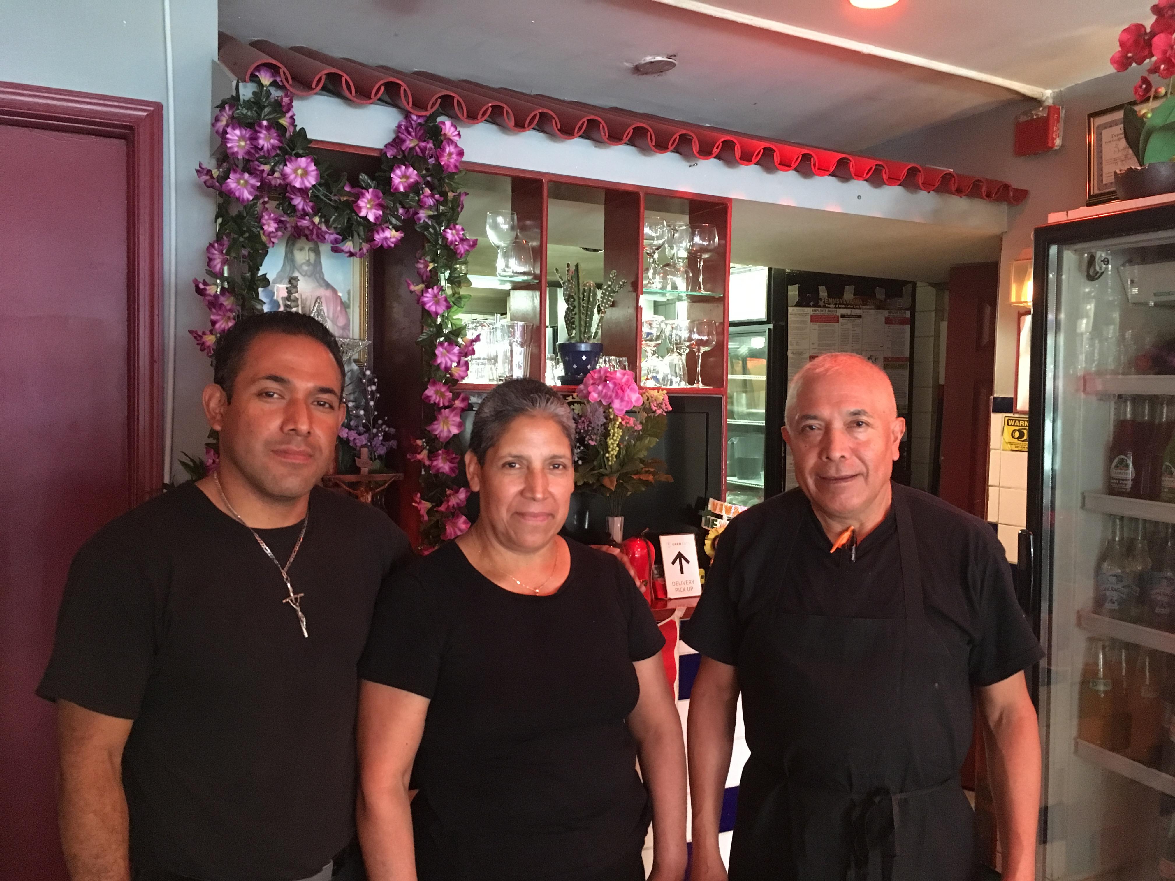 The family behind Mole Poblano
