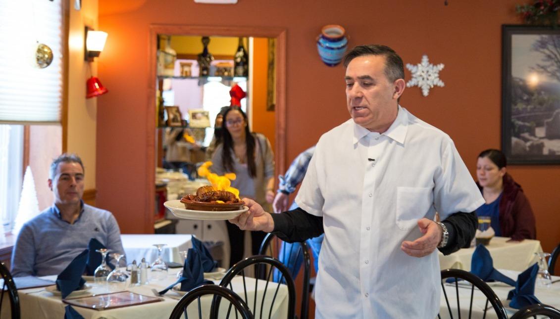 Felinto Marques, owner of Cafe Liz. Photo: Samantha Laub / AL DÍA News