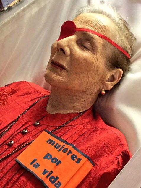 Mónica Echeverría. Foto: cooperativa.cl