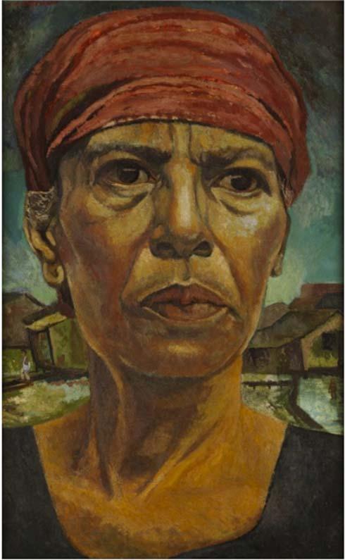 Goyita Rafael Tufiño, 1953. Instituto de Cultura Puertorriqueña.