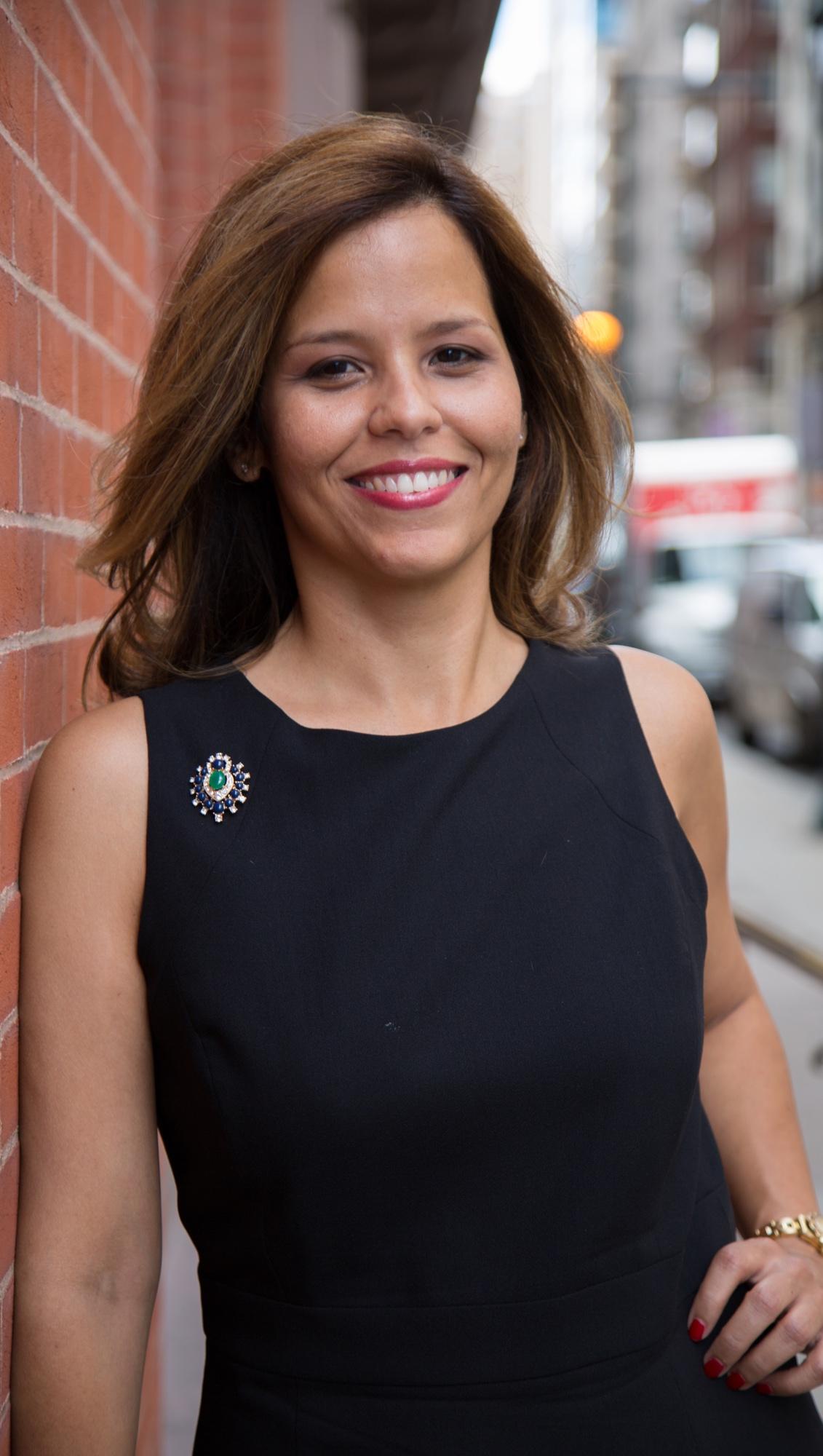 Jennifer Rodríguez, CEO the Greater Philadelphia Hispanic Chamber of Commerce. Photo: Samantha Laub / AL DÍA News