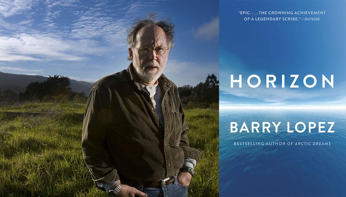 Horizon es la autobiografía de Barry Lopez.