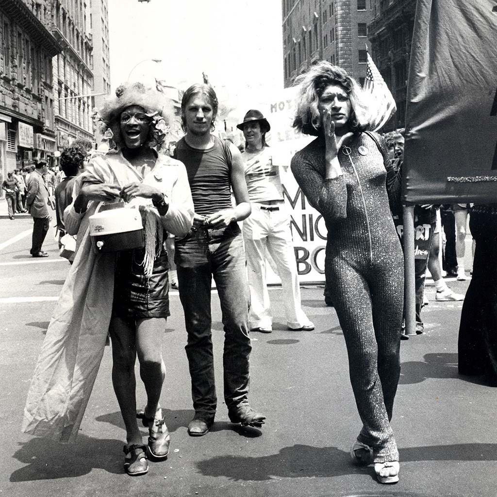 Photo: Leonard Fink, Courtesy LGBT Community Center National History Archive