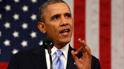 Barack Obama, el primer presidente afroamericano de EEUU. Foto: Archivo