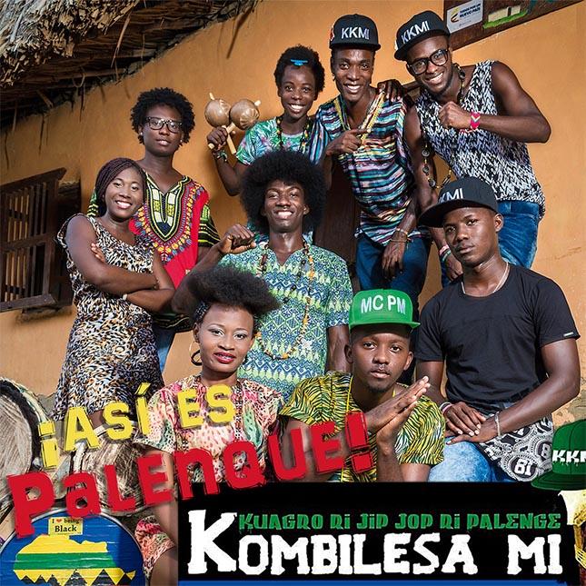 """""""Así es Palenque"""" fue el álbum debut de los afro-colombianos Kombilasa Mi en 2016."""