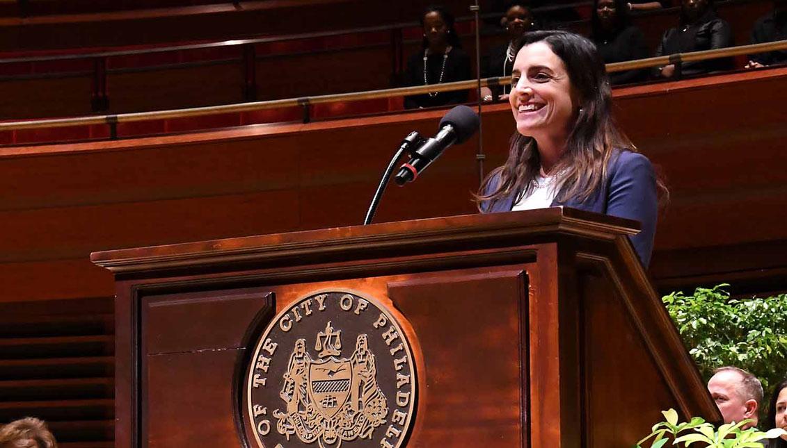 Rebecca Rhynhart, City Controller of Philadelphia. Photo Courtesy: Tone Webb / City of Philadelphia