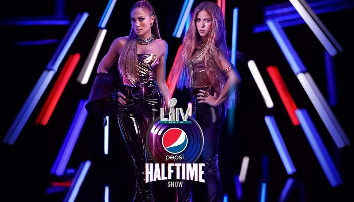 La primera vez que dos cantantes Latinx actúan juntas en la Super Bowl.