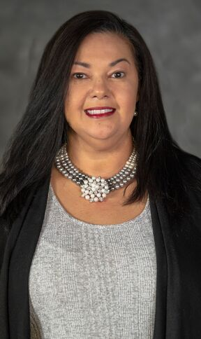 Evelyn Vasquez-Gerczyk, executive assistant in operations, Independence Blue Cross