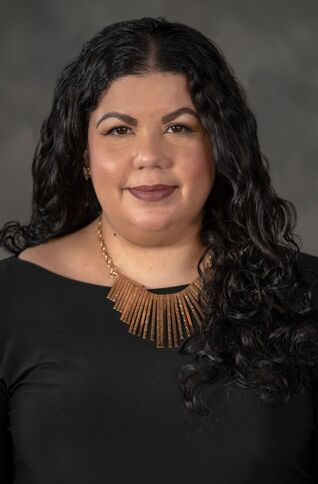 Veronica Serrano-Herbin, Creative Services copywriter, Independence Blue Cross