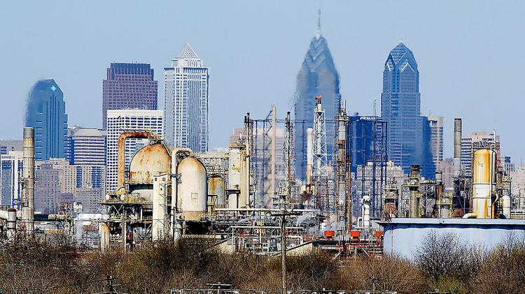 Things you need to know about South Philadelphia refinery explosion .Photo Philadelphia Business Journal
