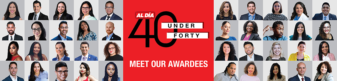 40 Under Forty Awardees