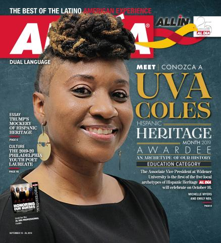 AL DIA News Print Edition September 18 - 25, 2019