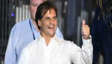 Luis Lacalle Pou, foto de elcanciller.com