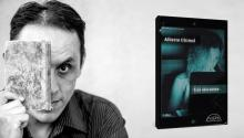 """Alberto Chimal, autor de """"Los atacantes""""."""