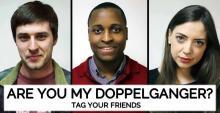 Tú podrías ser uno de los 'doppelgänger' que estos amigos irlandeses están buscando