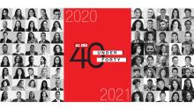 2020 (Inaugural class) and 2021 AL DÍA 40 Under Forty Honorees  AL DÍA News
