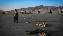 The situation for the people of Afghanistan is uncertain in the hands of the Taliban. What has happened at Kabul airport symbolizes the fears for what the new regime may represent. Getty Images