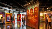 The AAMP will be showcasing various family-friendly activities in honor of Juneteenth. Photo:therozgroup.com