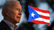 Photo: President Biden has finally promised aid, but Puerto Ricans remain cautious. Photo: Getty Images